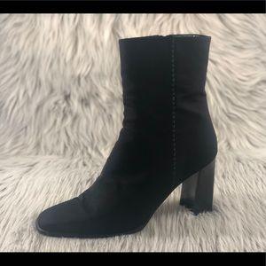 Stuart Weitzman Boot Heel Size 10